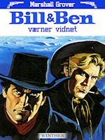Bill og Ben værner vidnet af Marshall Grover