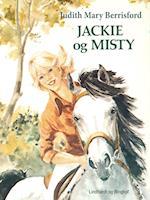 Jackie og Misty (Jackie bøgerne, nr. 1)