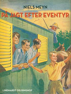 På jagt efter eventyr af Niels Meyn