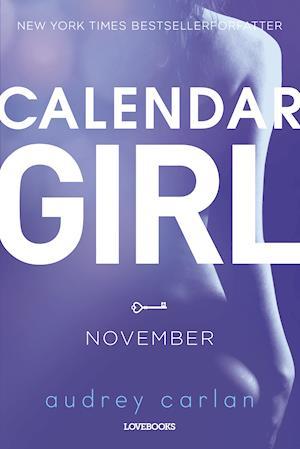 Calendar Girl: November