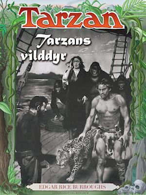 Tarzans vilddyr af Edgar Rice Burroughs