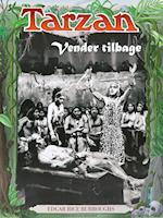 Tarzan vender tilbage af Edgar Rice Burroughs