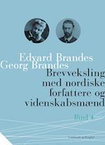 Brevveksling med nordiske forfattere og videnskabsmænd (bind 4)