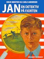 En detektiv på fjorten af Carlo Andersen, Knud Meister