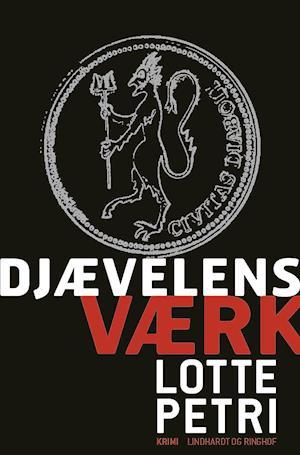 Bog, hæftet Djævelens værk af Lotte Petri