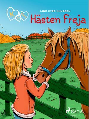 K för Klara 12 - Hästen Freja af Line Kyed Knudsen