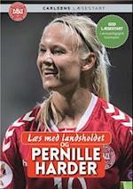 Læs med landsholdet og Pernille Harder (Læs med landsholdet)