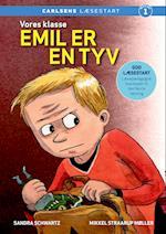 Vores klasse - Emil er en tyv (Carlsens læsestart)