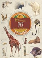 Børnenes aktivitetsbog om dyr - en verden af vidunderlige væsner (Børnenes aktivitetsbog om, nr. 1)
