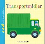 Mit første bibliotek: Transportmidler
