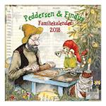 Peddersen familiekalender 2018