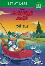 Anders And på tur (Let at læse)