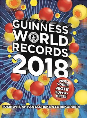 Bog, hardback Guinness world records af Guinness World Records