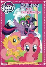 My little pony - Malebog m perforering(købes kun på ISBN 9788711696453 kolli 6 )