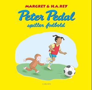 Peter Pedal spiller fodbold