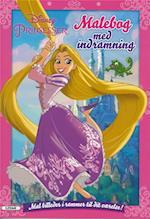 Prinsesser - male- og aktivitetsbog (med perforering) (Kolli 6)
