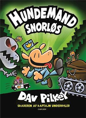 Bog hardback Hundemand 2 - Snorløs af Dav Pilkey