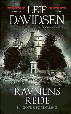 Bog indbundet Ravnens Rede af Leif Davidsen