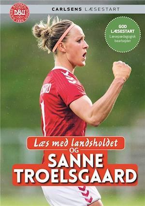 Læs med landsholdet og Sanne Troelsgård