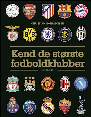 Kend de største fodboldklubber