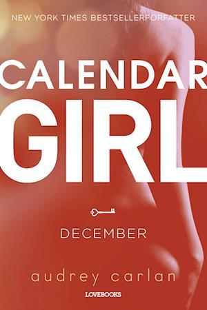 Calendar Girl: December af Audrey Carlan