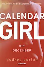 Calendar Girl: December (Calendar Girl, nr. 12)