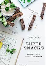Super Snacks - 60 inspirerende madpakkeløsninger