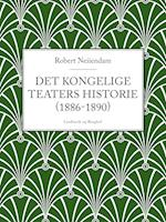 Det Kongelige Teaters historie (1886-1890)