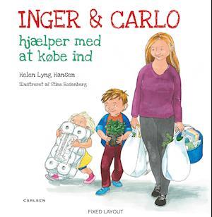 Inger og Carlo hjælper med at købe ind af Helen Lyng Hansen