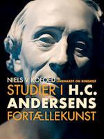 Studier i H.C. Andersens fortællekunst