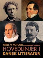 Hovedlinjer i dansk litteratur