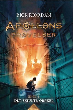 Apollons prøvelser 1 - Det skjulte orakel