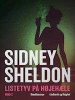 Listetyv på høje hæle - Bind 2 af Sidney Sheldon