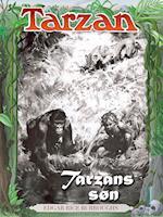 Tarzans søn af Edgar Rice Burroughs