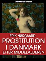 Prostitution i Danmark efter middelalderen