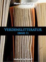 Verdenslitteratur (bind 1)