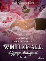 Whitehall: Dygtige kunstgreb 2 af Mary Robinette Kowal, Sarah Smith, Delia Sherman