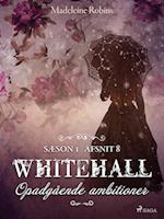 Whitehall: Opadgående ambitioner 8 (Whitehall, nr. 8)