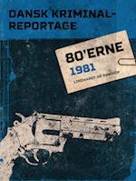 Dansk Kriminalreportage 1981 (Dansk Kriminalreportage)