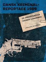 Da dødsstraffen uddøde i Danmark (Dansk Kriminalreportage)