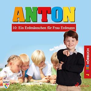 Anton 10: Ein Erdmännchen für Frau Erdmann - Hörbuch Junior