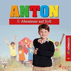 Anton 5: Abenteuer auf Sylt - Hörbuch Junior
