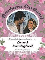 Sand Kærlighed (Barbara Cartland Den udødelige samling, nr. 35)