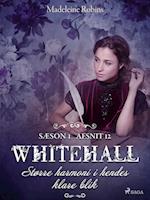 Whitehall: Større harmoni i hendes klare blik 12 (Whitehall, nr. 12)