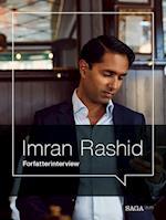 Forfatterinterview - Imran Rashid