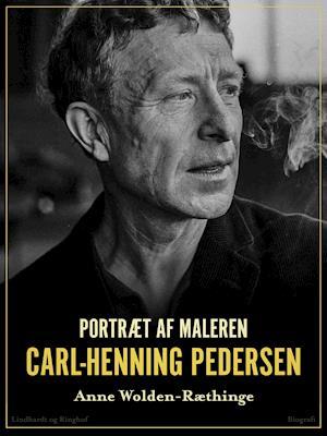 Portræt af maleren Carl-Henning Pedersen af Anne Wolden-Ræthinge