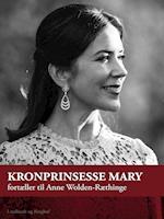 Kronprinsesse Mary fortæller til Anne Wolden-Ræthinge