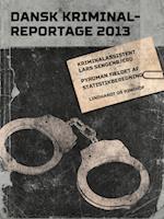Pyroman fældet af statistikberegning (Dansk Kriminalreportage)