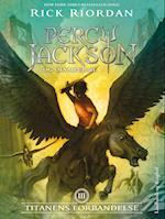Titanens forbandelse (Percy Jackson og olymperne, nr. 3)