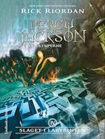 Slaget i labyrinten (Percy Jackson og olymperne, nr. 4)